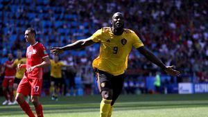 فیلم/ خلاصه دیدار بلژیک ۵-۲ تونس