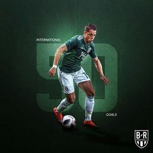 عکس/ رکورد هرناندز در تیم ملی مکزیک