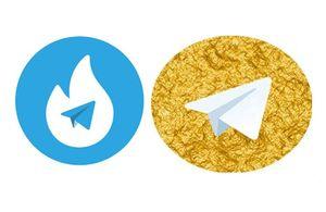 تلگرام طلایی مستقل شد!
