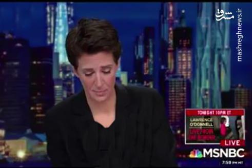 فیلم/ وقتی ترامپ اشک مجری زن را در می آورد!