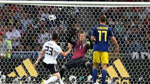 فیلم/ خلاصه دیدار آلمان ۲-۱ سوئد؛ سوپرگل تونی کروس