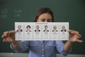 عکس/ آغاز انتخابات در ترکیه