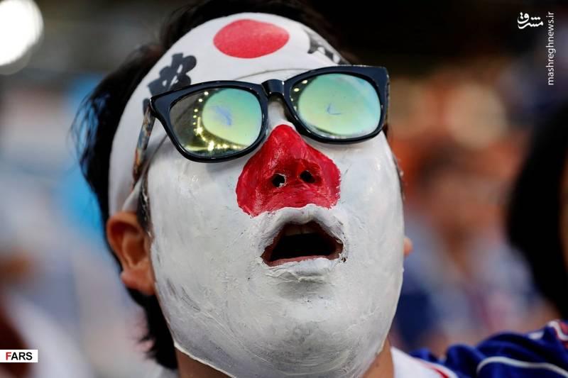 تساوی سنگال و ژاپن