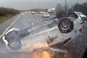فیلم/ انواع تصادفات رانندگی در کشورها