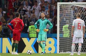 رکورد عجیب دخیا در جام جهانی 2018