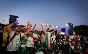 هواداران ایران