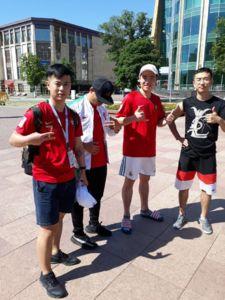 هواداران چینی رونالدو در دیدار ایران