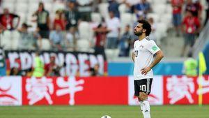 پیام مبهم محمد صلاح بعد از جام جهانی