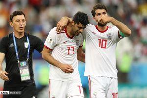 واکنش مارکا به حذف ایران از جام جهانی
