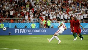 رکورد جدید برای جام جهانی در شب حذف ایران