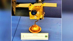 پاکستان به زودی ماهواره بومی خود را به فضا می فرستد