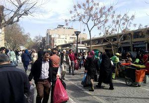 بازار بزرگ تهران دوباره به جریان افتاد