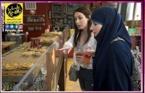 دختری که در هالیوود مسلمان و محجبه شد +عکس