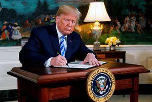 آمریکا کمک مالی به تشکیلات خودگردان را قطع کرد