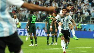 آرژانتین با جان کندن صعود کرد/ یاران مسی حریف فرانسه شدند +فیلم و جدول