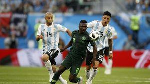 آرژانتین و نیجریه