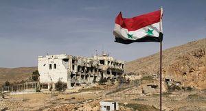 آزادی گذرگاه راهبردی «النصیب» در مرزهای مشترک با اردن پس از سه سال + نقشه میدانی