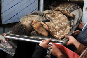 عکس/ قتل عام یک خانواده توسط آلسعود