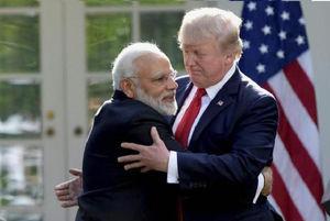 فیلم/ اقدام تلافی جویانه هند بر علیه تصمیم ترامپ