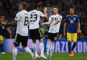 ترکیب تیمهای آلمان و کره جنوبی مشخص شد