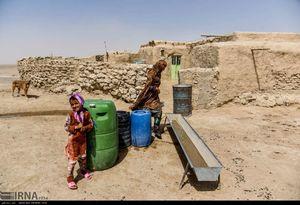 پرکردن استخر با آب آشامیدنی در خوزستان! +عکس