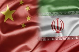 پرچم نمایه ایران و چین