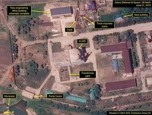 عکس/ پیشرفت اتمی کرهشمالی بعد از توافق با ترامپ