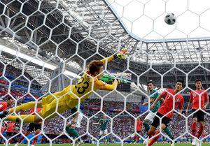 بهترین بازیکن دیدار آلمان و کرهجنوبی انتخاب شد