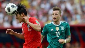 بازی آلمان و کرهجنوبی از نگاه آمار