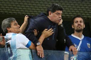 مارادونا: زنده هستم