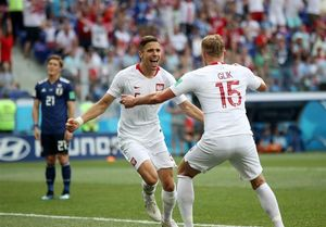 بهترین بازیکن دیدار لهستان و ژاپن انتخاب شد