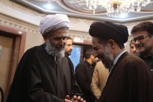 عکس/ مراسم هفتمین روز درگذشت حجت الاسلام حسینی