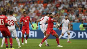 فیلم/ خلاصه دیدار پاناما ۱-۲ تونس