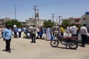 ماجرای ناآرامی ها در خرمشهر چیست؟ +عکس