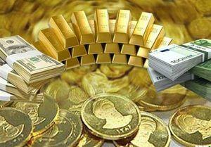 قیمت طلا، سکه و ارز امروز یکشنبه ۹۷/۰۷/۰۸