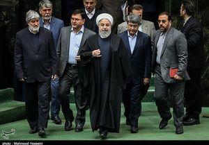 """اصلاحطلبان طرح عدم کفایت """"روحانی"""" را کلید زدند"""