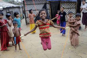 هشدار یونیسف درباره خطر انقراض نسل کودکان روهینگیایی
