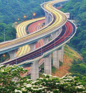 عکس/ زیباترین بزرگراه دنیا