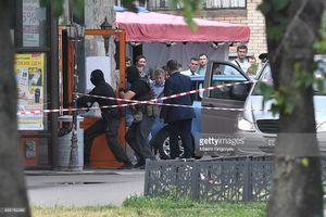 عکس/ گروگانگیری در مسکو