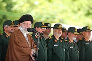 فیلم/ قدرت ملّت ایران در بیان رهبر انقلاب