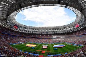 عکس/ نمایی زیبا از استادیوم لوژنیکی