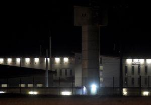 یک زندانی با بالگرد از زندانی در فرانسه فرار کرد
