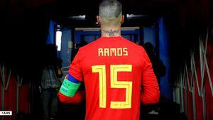 راموس: حذف از جام جهانی دردناک است