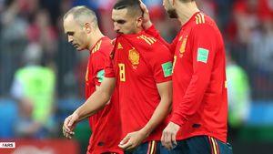 در پایان جام جهانی یک جایزه هم به اسپانیا رسید