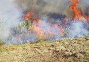 """آتشسوزی گسترده در نزدیکی منزل """"شارون"""""""