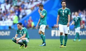 زلزله در تیم ملی آلمان +عکس