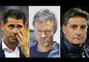 گزینههای سرمربیگری تیم ملی اسپانیا