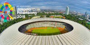تاریخ قرعه کشی مسابقات فوتبال بازیهای آسیایی 2018