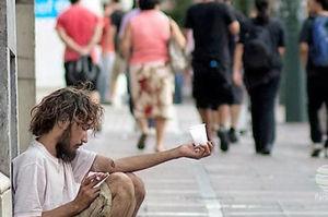 فیلم/افزایش کم سابقه فقر در ایتالیا