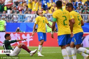 حذف کردن برزیل در جام جهانی عاقبت به خیری ندارد! +عکس